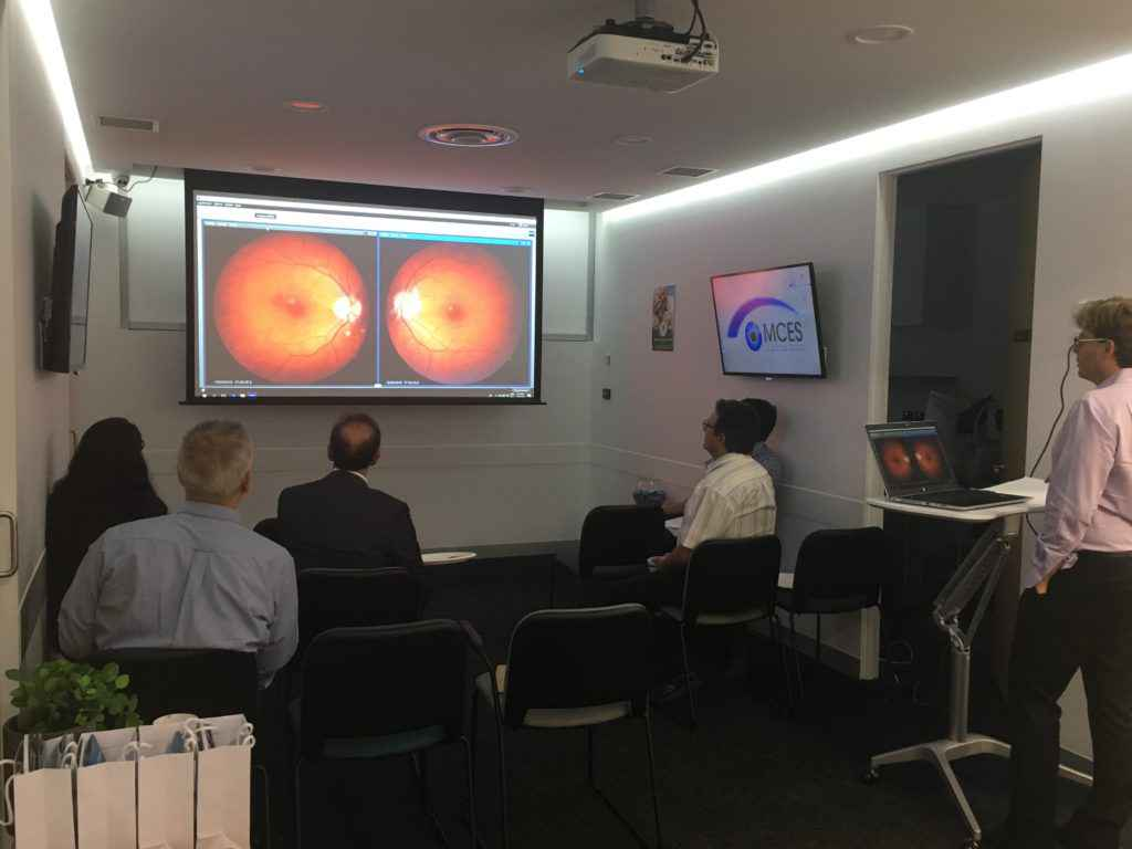 Our first Retinal Conference